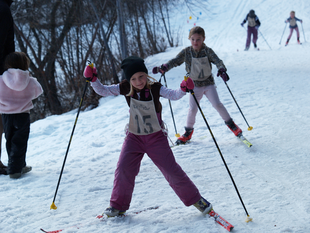 Skisport for begyndere