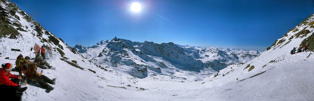 Val Thorens er Europas bedste og højeste skiområde