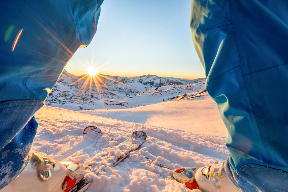 Forskellige typer af skisport