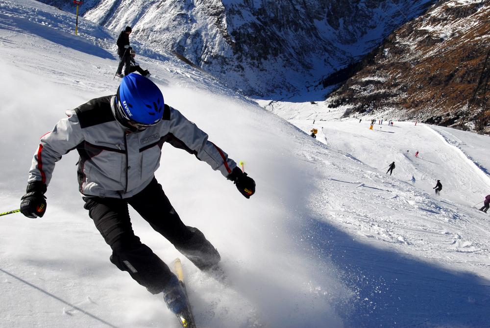 Brug din vinterferiepå skisport